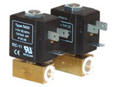 Direct Acting Valves DIN Form B